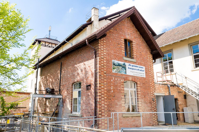 Wasserkraftanlage Spek - ewaldmoser.de